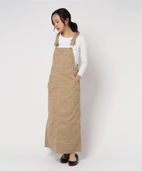 [B'2nd Womens] D.M.G(ディーエムジー)チノジャンパースカート
