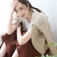 春夏コーデのトレンドアイテム♡リネンアウターで小慣れスタイル