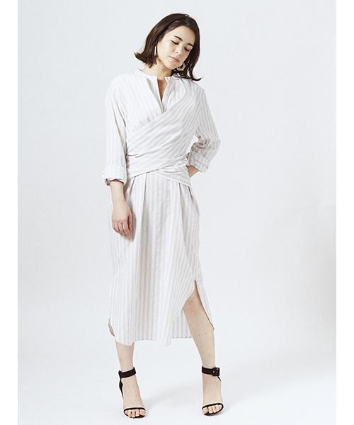[DRWCYS] 3wayシャツワンピース