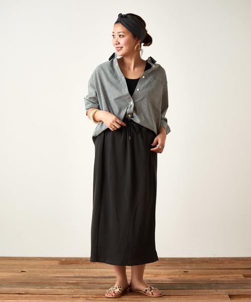 サーマルイージーIラインスカート