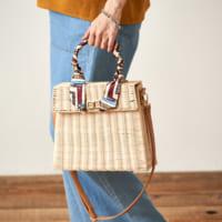 旬な素材とデザインで楽しみたい☆コーデを格上げしてくれる春バッグ