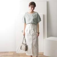 ミントグリーンコーデで気分も爽やかに♪注目カラーで作る大人女性スタイル50選