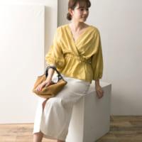 黄色アイテムの正解コーデまとめ!意外と合う色が多いイエローの大人な着こなし術