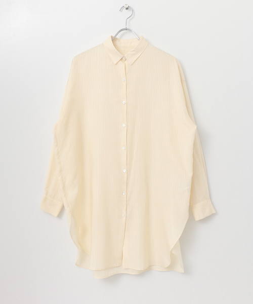 [URBAN RESEARCH] ロングチュニックシャツ