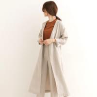 春夏の大本命アイテム♡リネン素材のお洋服で、トレンドのナチュラルスタイルに。