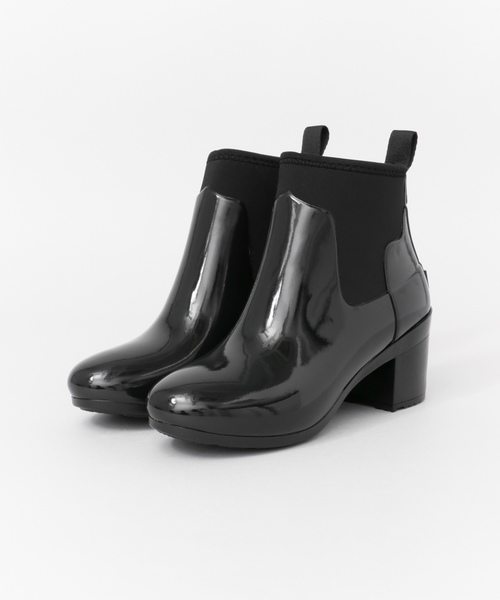 [URBAN RESEARCH] HUNTER REFINED MID HEEL GLOSS