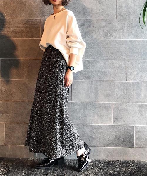 [PAGEBOY] コバナガラマーメイドスカート