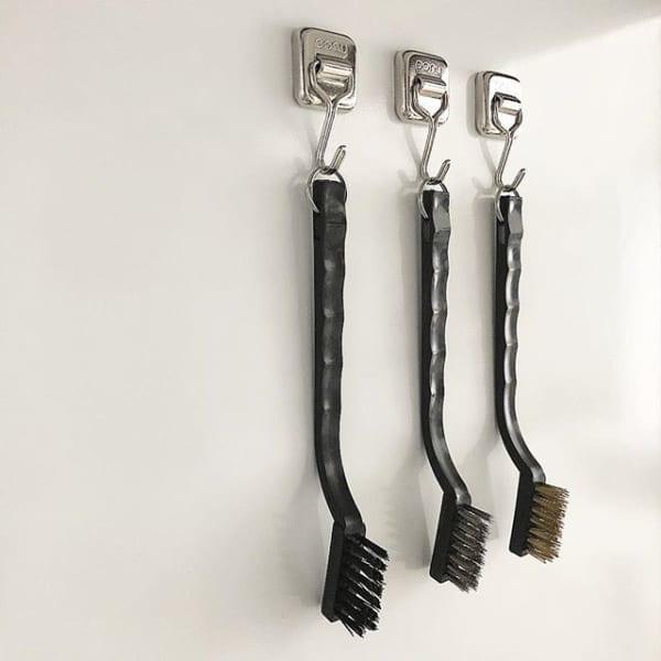ワイヤーブラシ3種セット