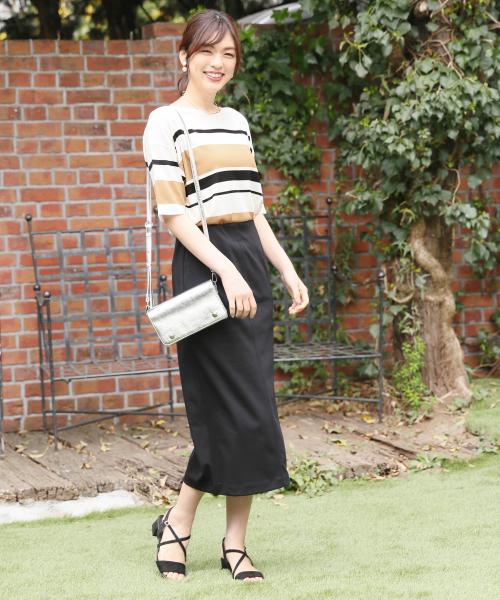 サマーカットタイトスカート