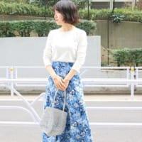 可愛い「マーメイドスカート」♡今っぽさ満点の大人女子コーデ15選