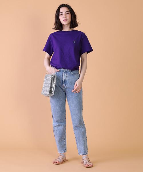 [FREAK'S STORE] スケートベアロゴショートスリーブTシャツ