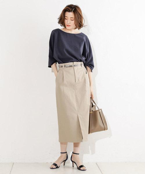 カツラギナロースカート