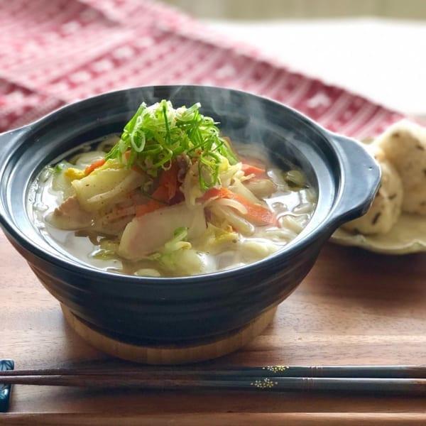 サッとすすりたい「汁物」レシピ≪麺類編≫5