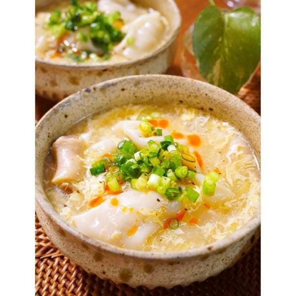 スープ レシピ 中華風