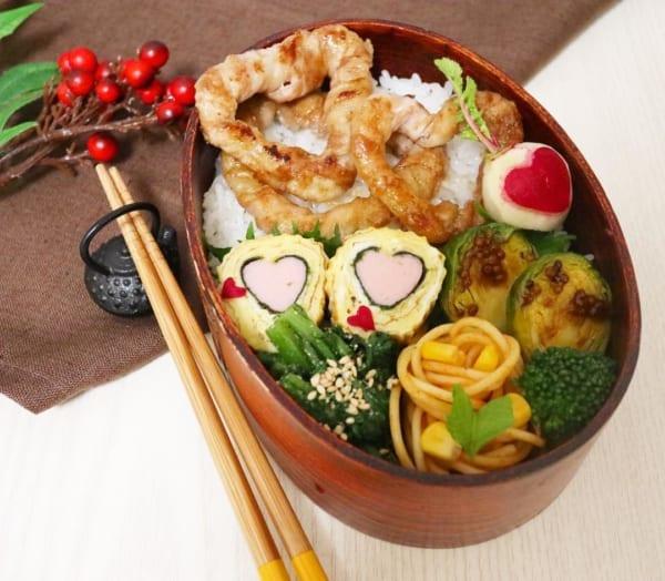 子供 弁当 野菜3