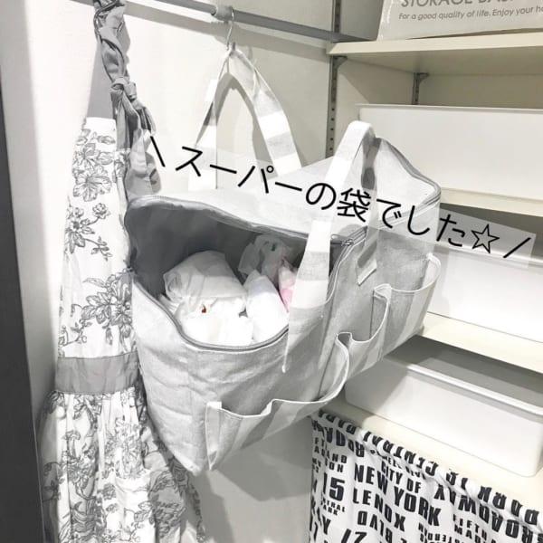 レジ袋 収納7