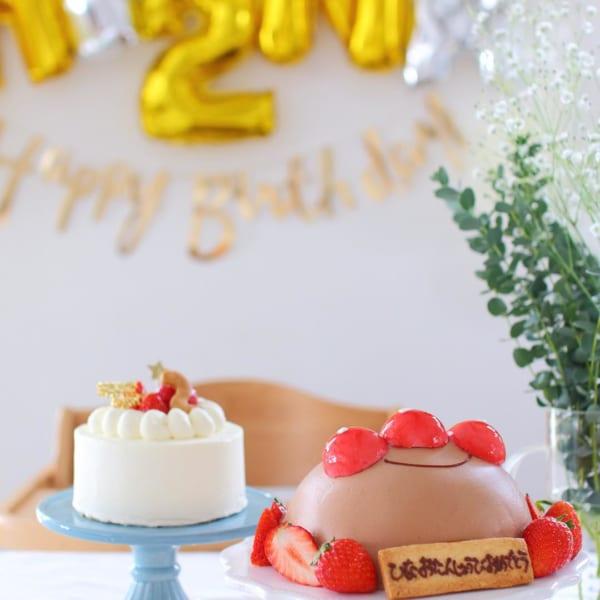 アンパンマン ケーキ2