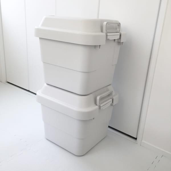 ポリプロピレン頑丈収納ボックス2