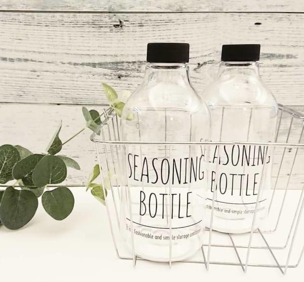 調味料用ボトル
