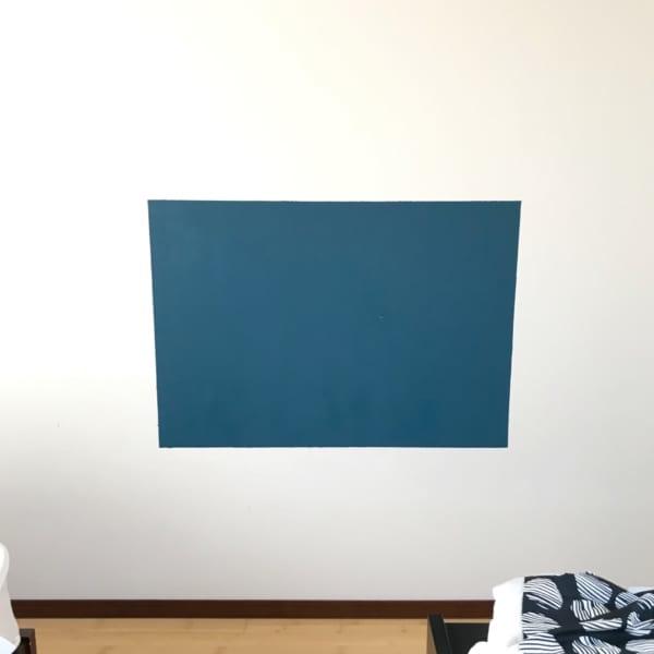 壁面 黒板塗料