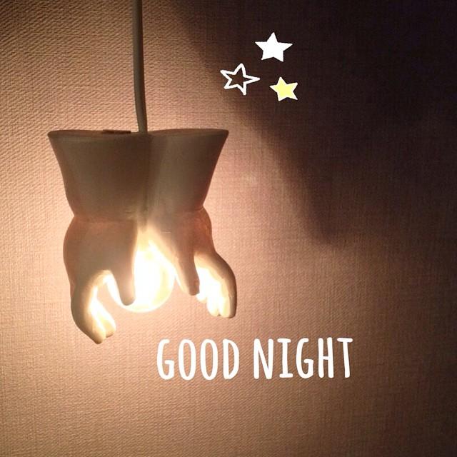 寝室 ライト