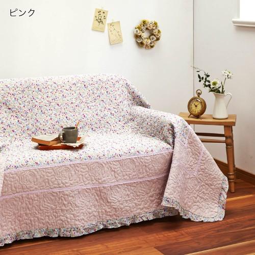 小花柄 インテリア6