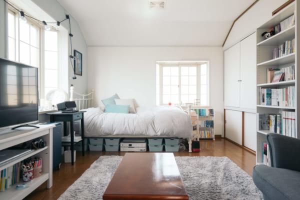 ベッドルーム 収納5