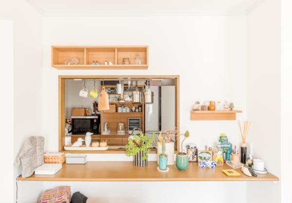 6. 無印良品の壁に付けられる家具