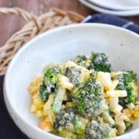 【連載】裏技で時短レシピ♪ブロッコリーと卵のデリ風サラダ