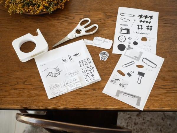 刺繍 作り方 下地シート