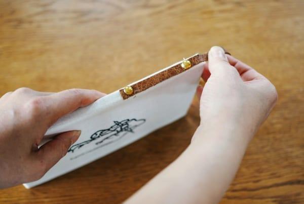 刺繍作品 ディスプレイ キャンドゥ コルクボード3