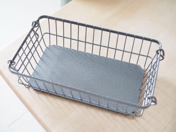 洗面台上の収納
