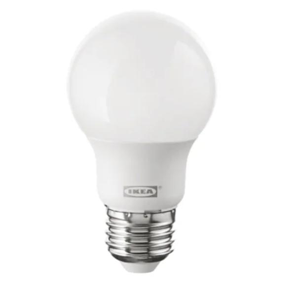 17. IKEAのLED電球 RYET リーエト