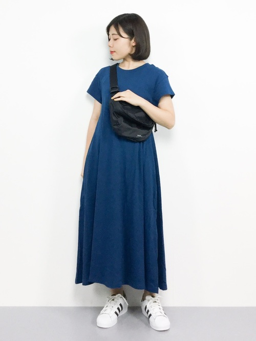 [AZUL BY MOUSSY] ドレスカットOP