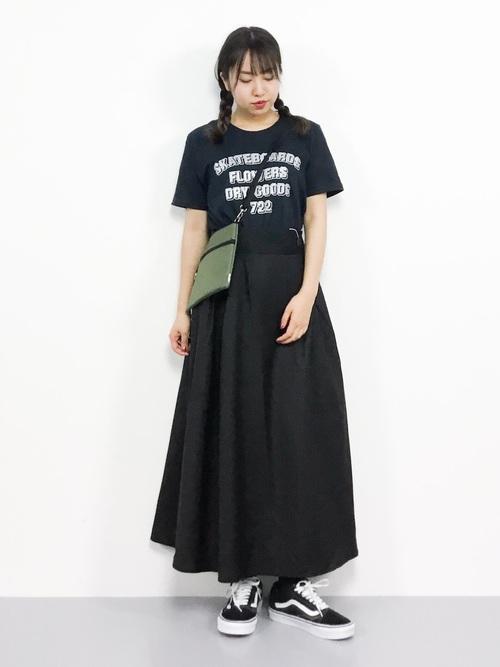 Park Deli/パークデリ Windows Tシャツ Silver Print