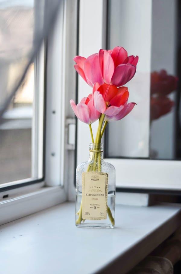 ピンクの生花を美しくあしらう10のアイデア5
