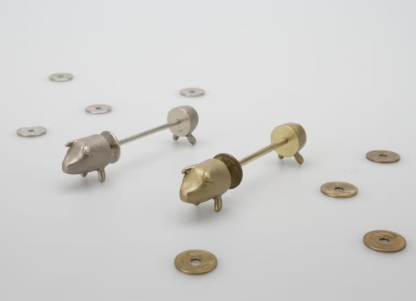 真鍮・錫素材の雑貨