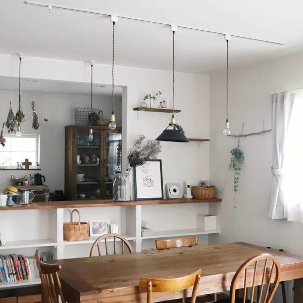 キッチンカウンターの使い方アイデア3