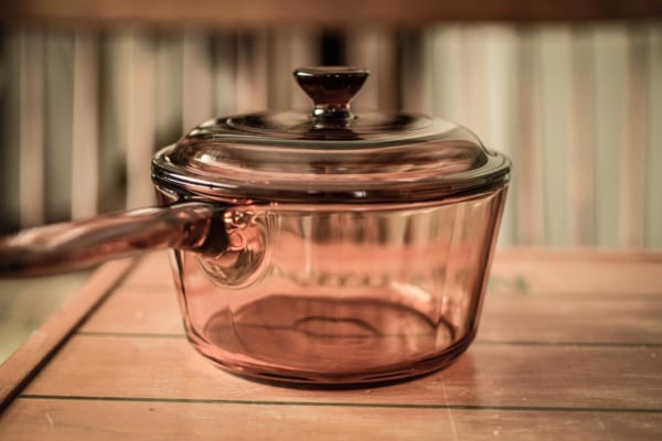 ガラスのフライパン・お鍋2