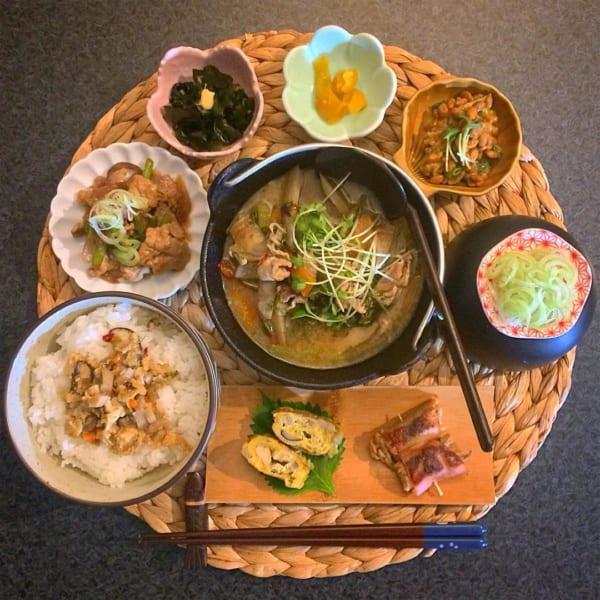 スープ レシピ お味噌汁3
