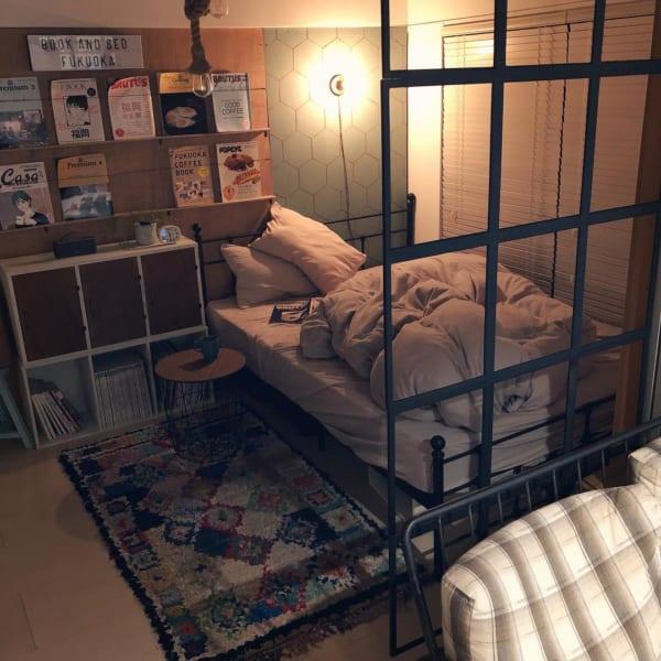 ベッドルーム インテリア10