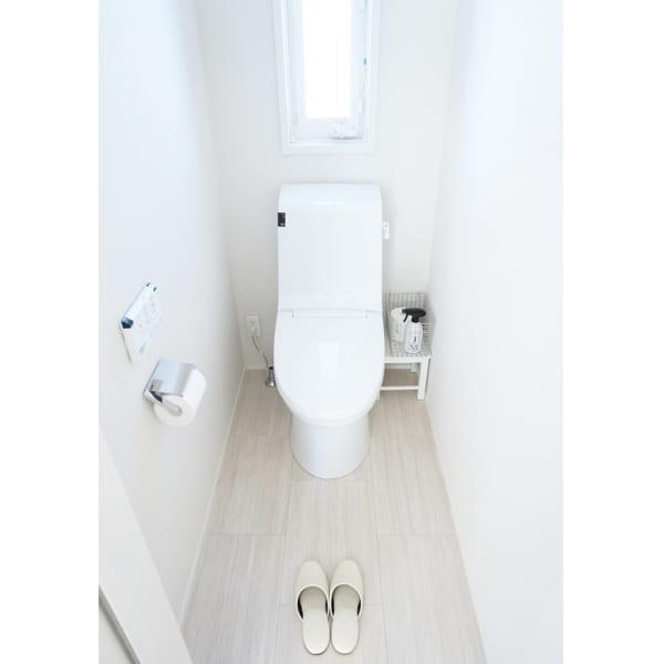 トイレ 物を置かない
