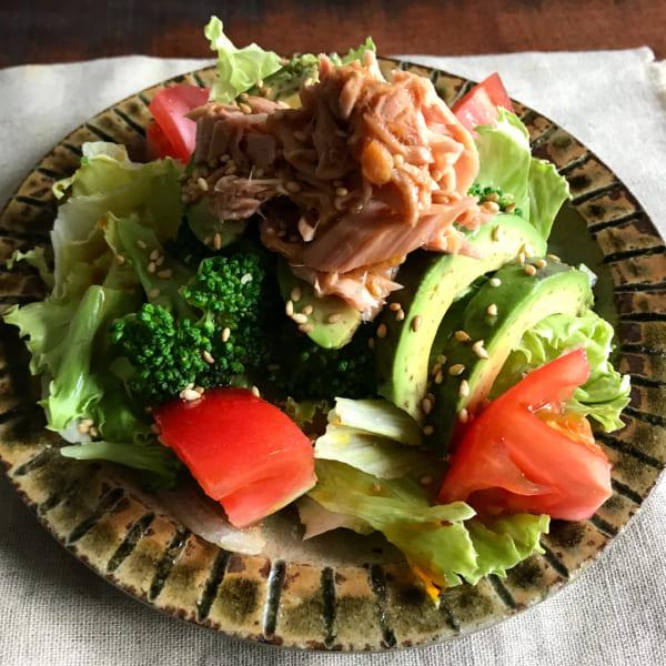 魚 サラダ 人気レシピ3