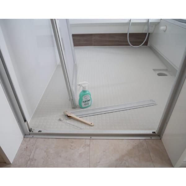 ウタマロクリーナー 掃除 サッシ