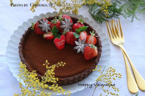 おやつレシピ①チョコレート10