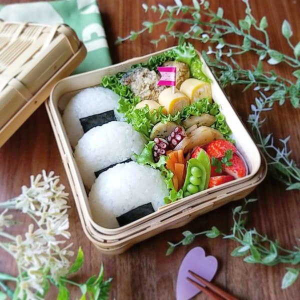 ピクニック おしゃれ お弁当9