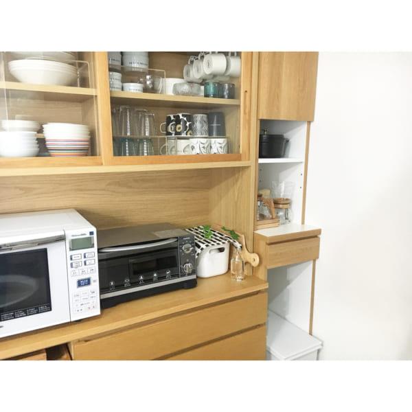 隙間 活用 キッチン収納4