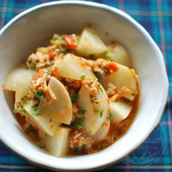 野菜の小鉢料理10