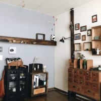 個性溢れる空間づくり♡古家具・古道具を取り入れたナチュラルインテリア