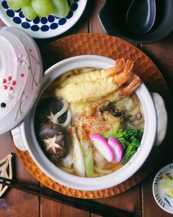 麺レシピ①うどん5